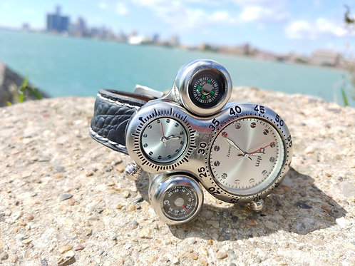 Men's 4 Dial Sports watch