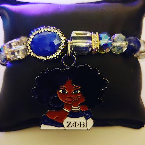 Zeta Girl Bracelet