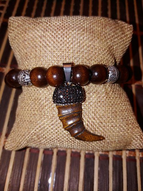 Men's Horn Dignity & Power Bracelet