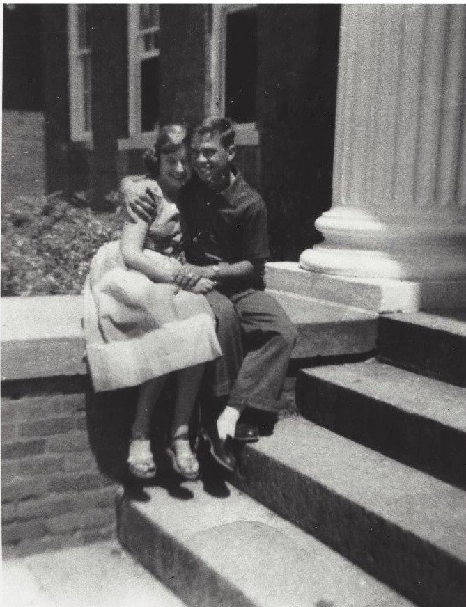 Last Day of high school 1953.jpg
