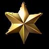A Christmas Golden Star