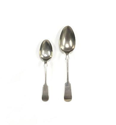 Fiddle Back Spoon
