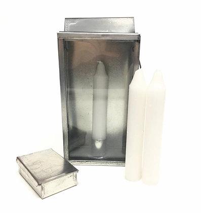 Tin Lantern Set
