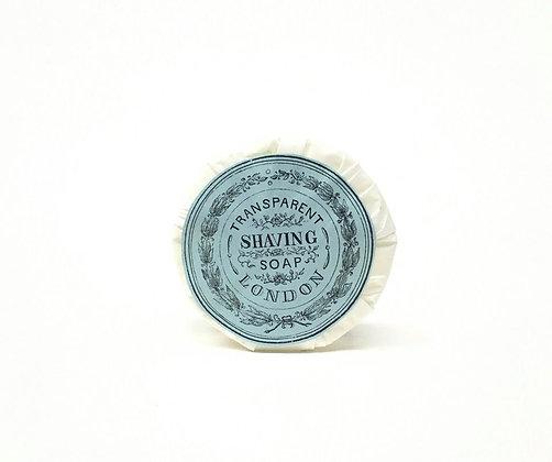 Round Shaving Soap