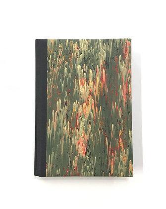 Hard Bound Marble Journal