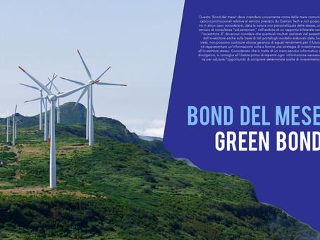 Green Bond | Il bond del mese