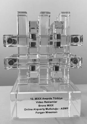 Mixx Awards Türkiye 2019