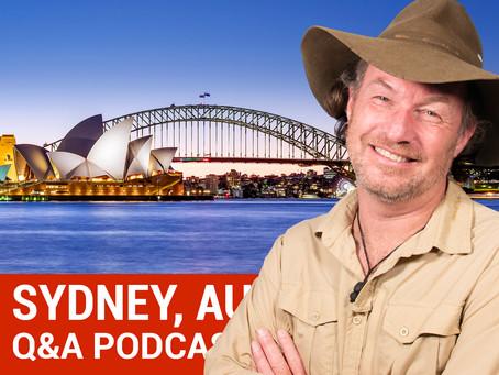 Sydney transport - top tip for visitors
