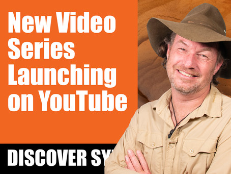 Discover Sydney - new series