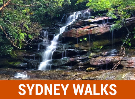 Somersby Waterfalls - Paradise!