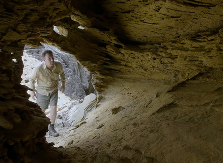Caves in Berowra - video