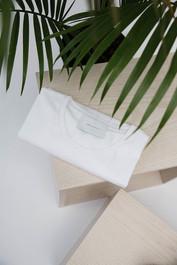 Folded T-shirt