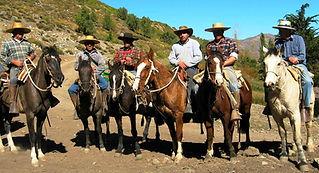 Arrieros de Chile, Cabalgatas