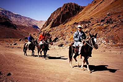Cabalgatas Chile