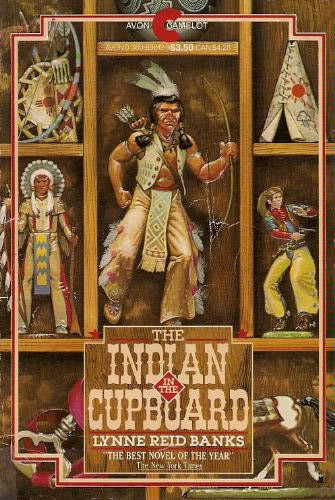 Indian in the cupboard by lynne reid banks, hayden the reader, favorite school books
