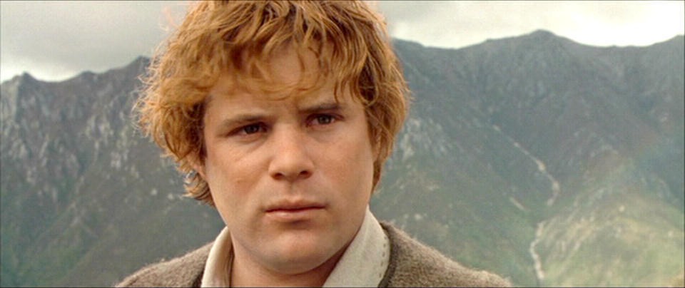 sean astin the actor, peter jackson's lord of the rings, lotr cast interview,  samewise gamgee sean astin image