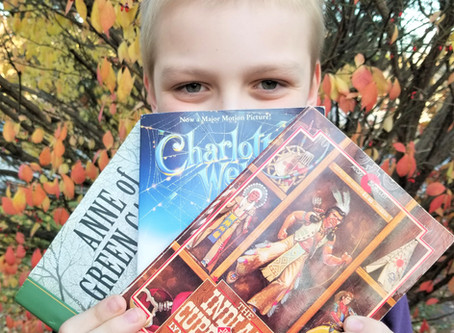 Three Books I'm Thankful For