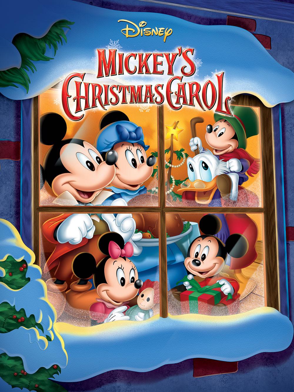 mickey's christmas carol streaming, mickey christmas carol age group, christmas carol mickey mouse, disney's christmas carol