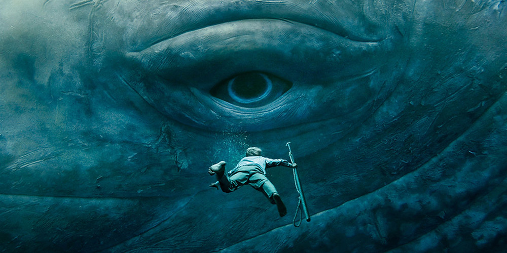 captain ahab and moby dick, story about obsession, white whale meaning, eye of the whale