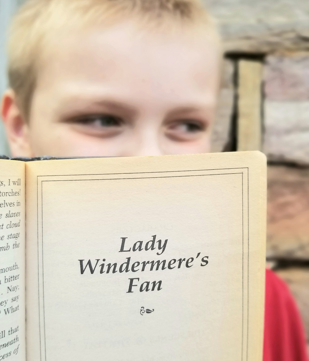 Lady Windermere's fan summary, oscar wilde book review, a play about a good woman