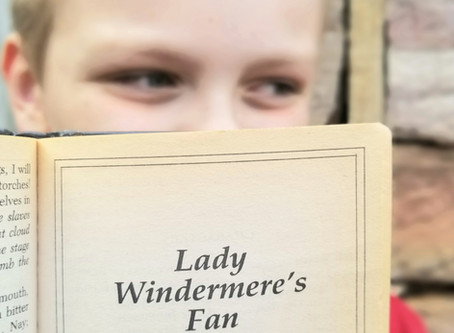 A New Fan for Lady Windermere
