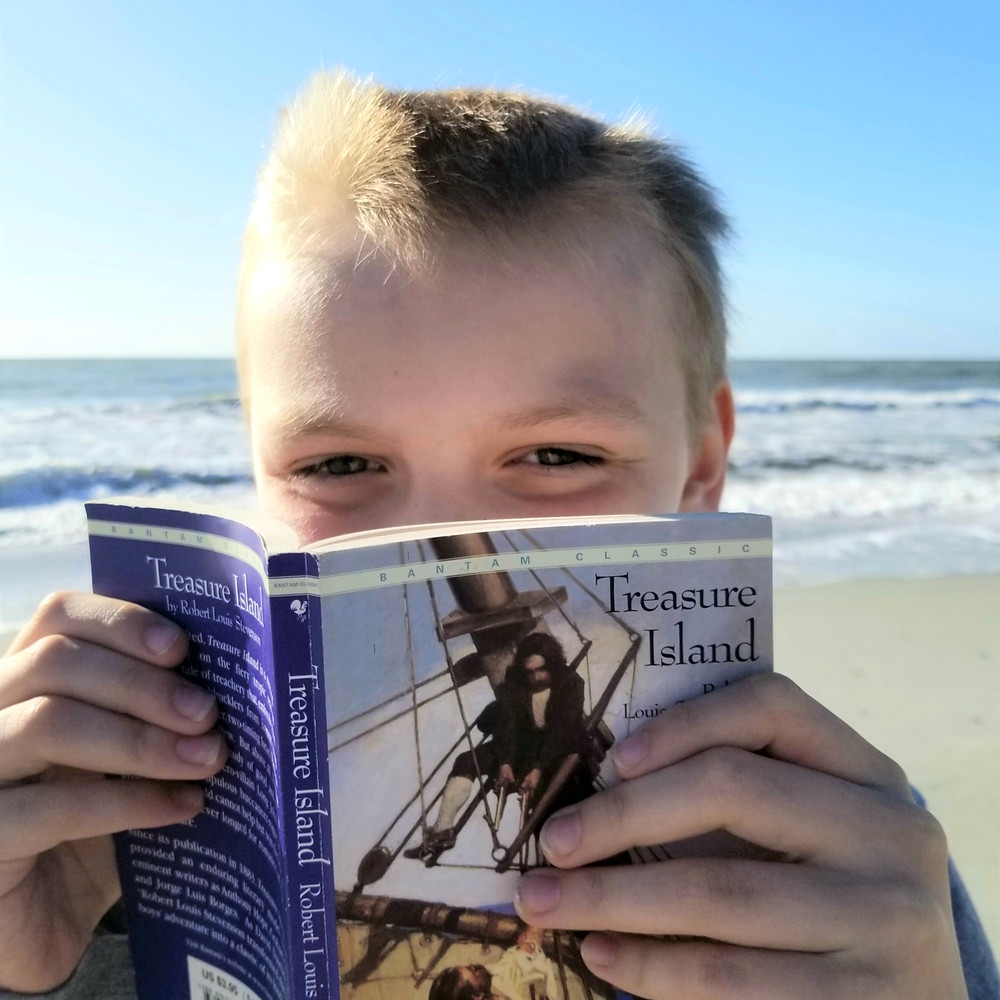 treasure island book summary, high school reading list, treasure island book cover