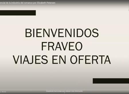 Súmate a #FraVEO en #YouTube