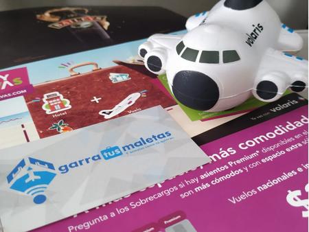 Inauguración vuelo a Tabasco con Volaris