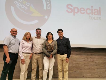 La familia #FraVEO de Quintana Roo se presentó en el hotel la Quinta