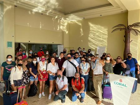 Fam #Cancun