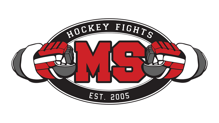 Hockey Fights MS Logo