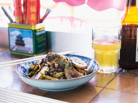 Sichuan Summer Squash Recipe