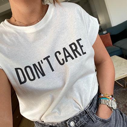 Tshirt DONTCARE