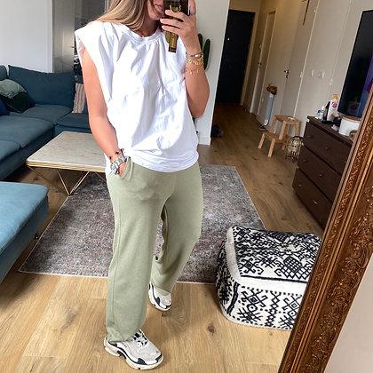 Pantalon CONFY Kaki