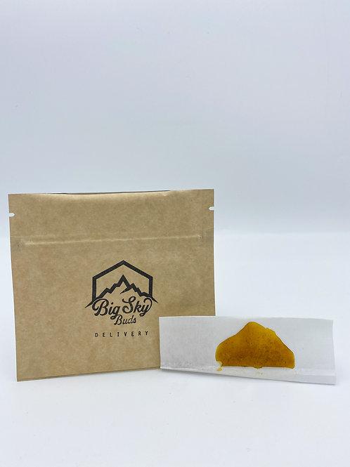 Peach Puree Wax (THC | CBD 1:1)