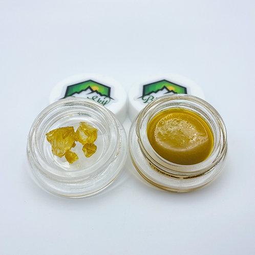 Citrus Fuel Diamonds & Terp Sauce