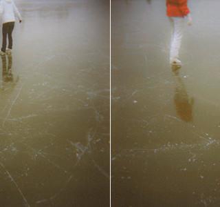 aus der serie 'übergänge', o.t., neusiedlersee, 2008