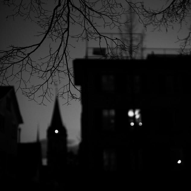 aus der serie 'nachtstücke', zürich, 2020