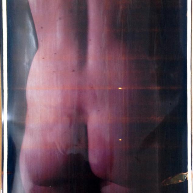 """o.t., 20x24"""" polaroid, 2012"""