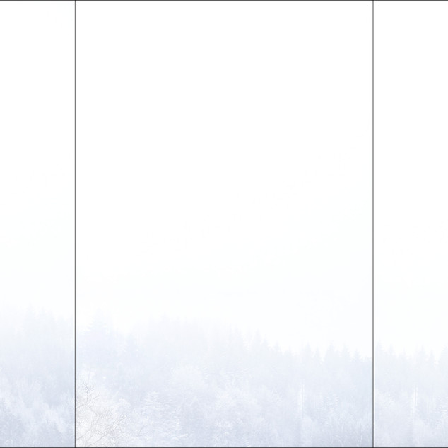 aus der serie 'übergänge', o.t., hochkogel, 2017