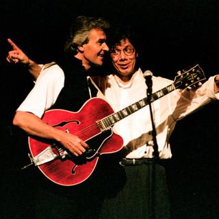 john mclaughlin, chick corea, 1995