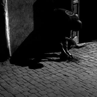 aus der serie 'nachtstücke', marrakech, 2019