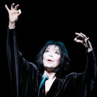 juliette greco, 2007