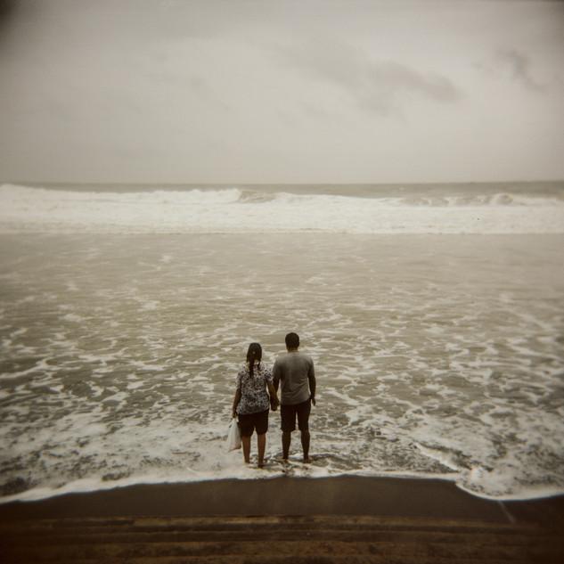 aus der serie 'übergänge', o.t., indischer ozean, 2013
