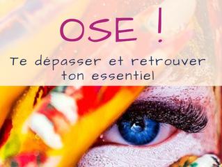 Les ateliers Ose reviennent en Mai !
