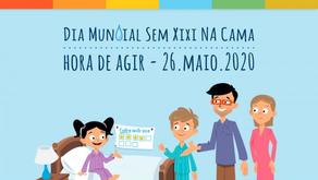 Xixi na cama: Dia Mundial alerta para condição que atinge 15% das crianças com mais de cinco anos