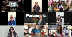 """""""Pessoas Antes de Produtos"""", Panasonic expressa valores da marca em ações no combate ao COVID-19"""