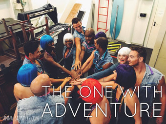 The One With Adventure: A Letter to my Cast