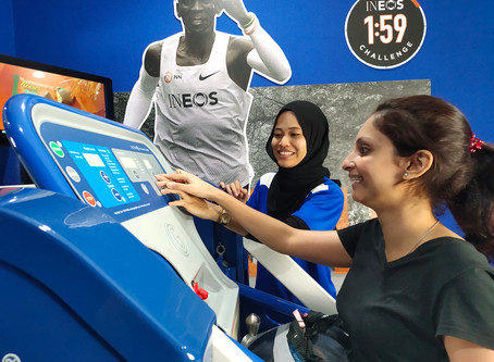 AlterG: Accelerating rehab with technology invented by NASA