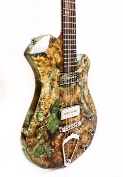Maple Burl with Patina